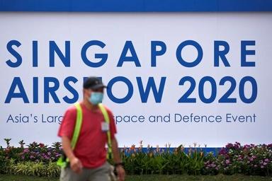 کرونا؛ تهدیدی جدید برای نمایشگاه هوایی سنگاپور!