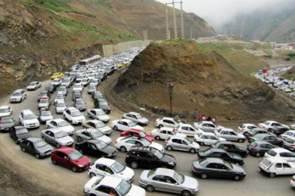 تشریح آخرین وضعیت ترافیکی جاده های کشور
