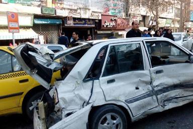 سایه سنگین حوادث رانندگی بر جادههای زنجان