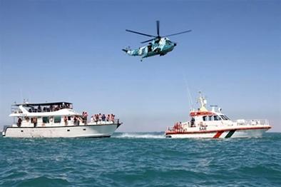 تدوین کتاب هماهنگی عملیات جستجو و نجات آیمو برای اولین بار توسط ایران