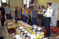 توزیع یکهزار کلاه ایمنی تا پایان سال ۹۷ در روستاهای استان قم
