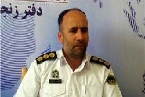 تصادفات محورهای استان زنجان ۲ کشته بر جای گذاشته است