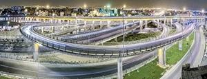 بهسازی بزرگراه امام علی (ع) در پایتخت آغاز شد