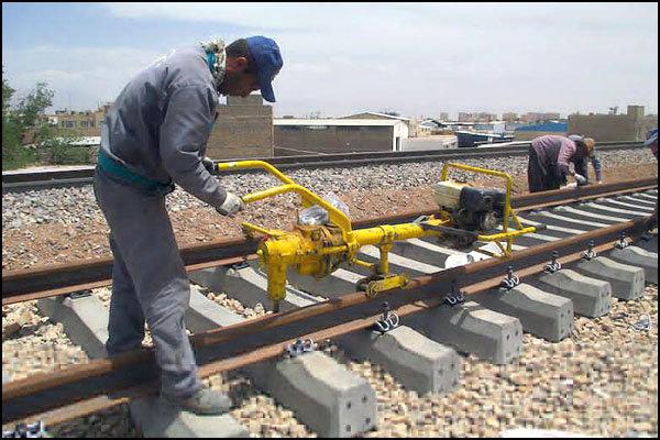 توقف قطارهای خرمشهر-تهران تا فردا