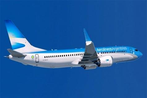Aerolíneas Argentinas set to receive Latin America's first 737 MAX 8