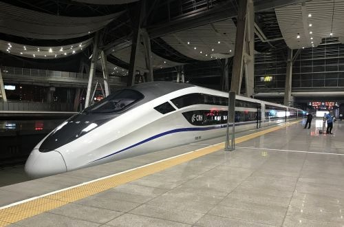 Chinese high-speed sleeper train enters service