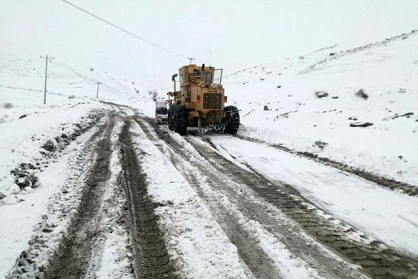 هشدار کولاک برف، تگرگ و آبگرفتگی ۳ روزه در ۲۴ استان