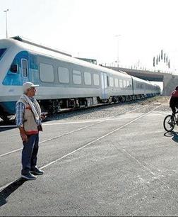 چشمانداز قطارهای حومهای در سال 97