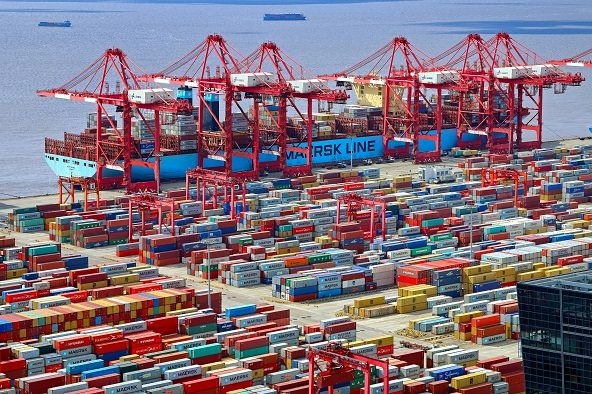 Maersk Enjoys Revenue Boom