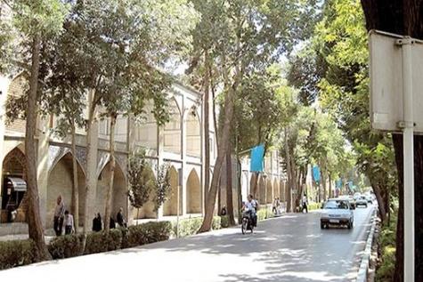 حالِ هوای اصفهان بهتر شد