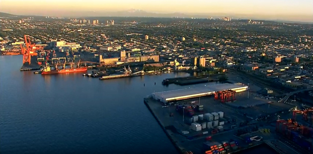 Vancouver becomes first North American port to join SEA/LNG