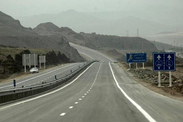 نبود شاخصهای آزادراهی در آزادراه ارومیه-تبریز