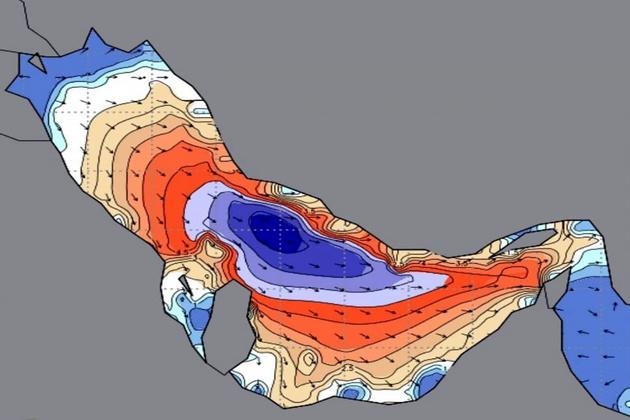 اسکله های گردشگری قشم امروز تعطیل شد
