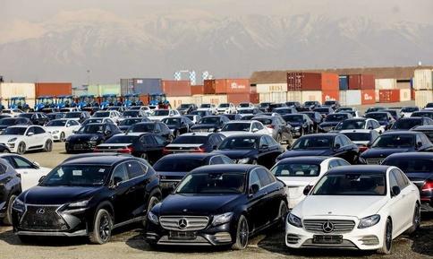واردات خودرو