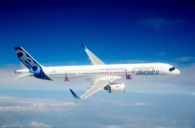 Airbus reaches 1,000 A320neo deliveries