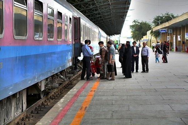 آغاز فروش بلیتهای بهاری قطار از 7 فروردین