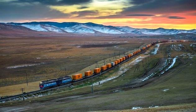 ورود هفتمین قطار کانتینری چینی به ایران