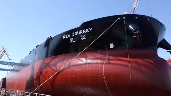 China Delivers First 'Smart' VLCC