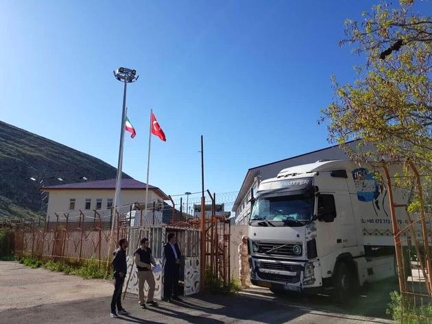 23 درصد پایانههای مرزی کشور در آذربایجانغربی فعال است