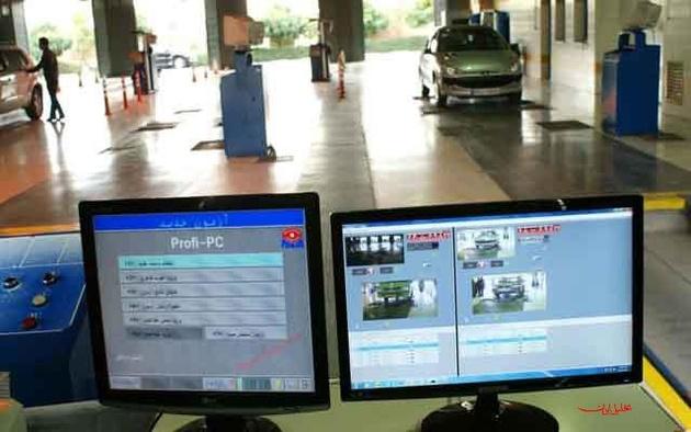 پایان مهلت پلیس و مراجعه روزانه 7300 خودرو به مراکز معاینه فنی