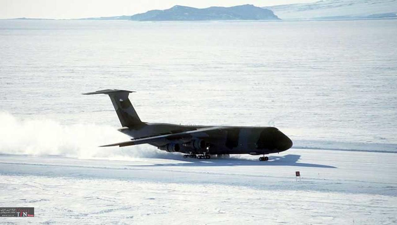 پایگاه مکموردو/ جنوبگان