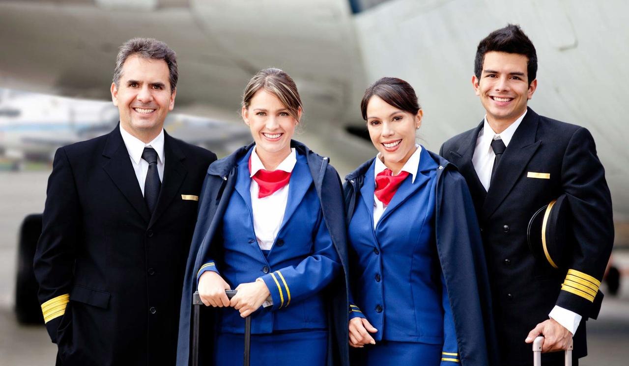 کار در مسیرهای پروازی