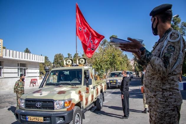 رژه روز ارتش به صورت خودرویی برگزار میشود
