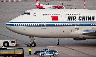 10 هزار پرواز به چین کنسل شد