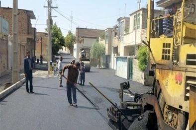 154 پروژه نوسازی و بهسازی معابر روستایی در بوشهر به بهرهبرداری میرسد