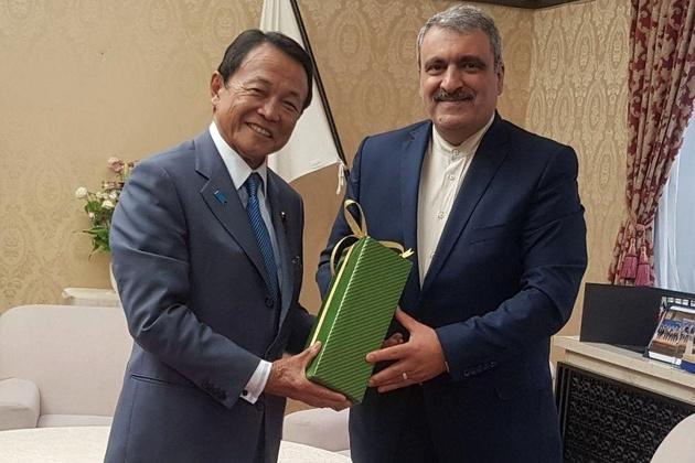 معاون نخست وزیر ژاپن: خواهان خرید نفت ایران هستیم