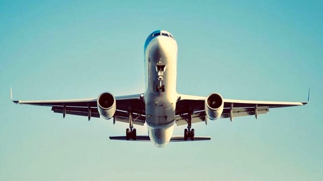تصاویر دلهره آور از نقص فنی هواپیمای آمریکایی+ فیلم