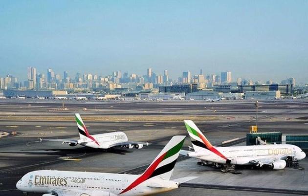 بحرین پرواز فرودگاههای دبی و شارجه به منامه را تعلیق کرد
