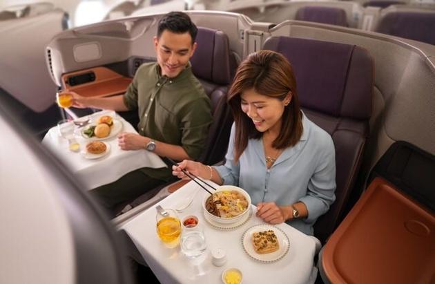 بلیت رستوران A۳۸۰ هواپیمایی سنگاپور نیم ساعته فروش رفت