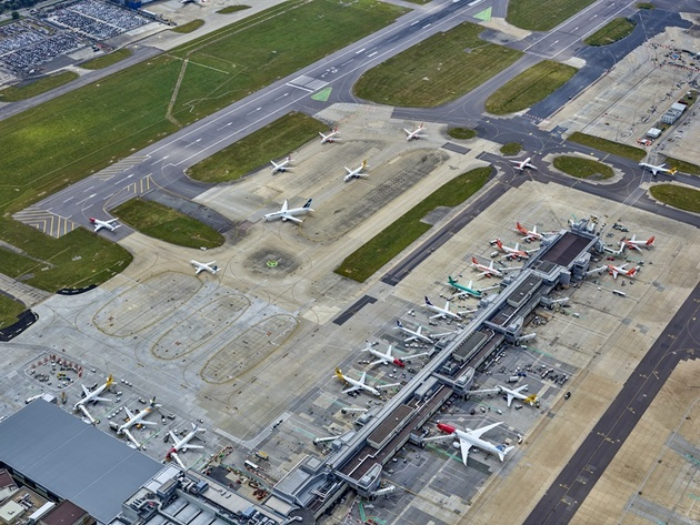 Gatwick Airport achieves Level 3+ carbon neutral status