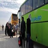 اعزام 2500 دستگاه اتوبوس برای مراسم اربعین