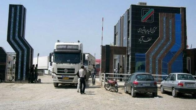 نابودی ترانزیت در مرزهای شرقی ایران