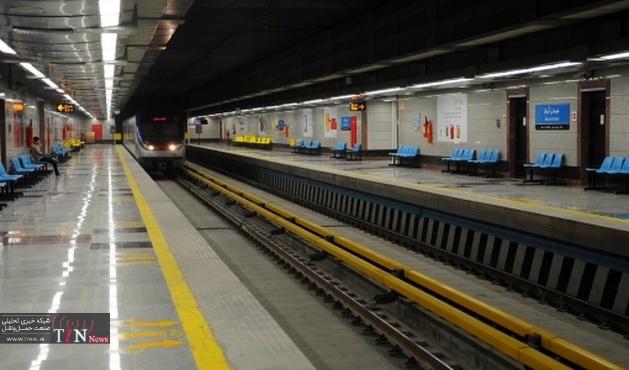 لغو ساخت متروی ونک - تجریش