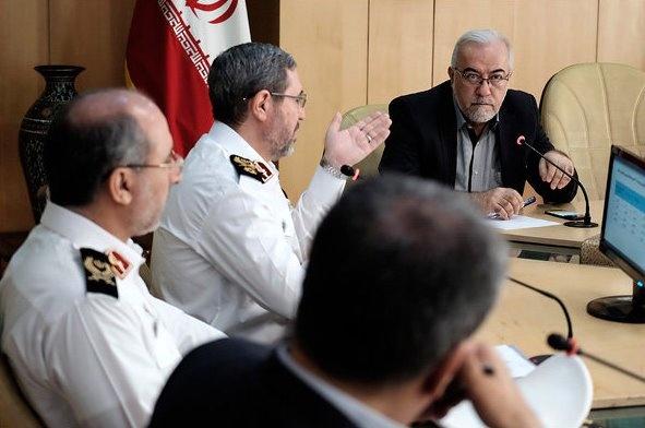 گزارش نود و ششمین نشست کمیسیون ایمنی راههای کشور