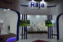 تصاویر/غرفه شرکت رجا در ششمین نمایشگاه ریلی