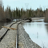 Way forward seen as Hudson Bay Railway dispute escalates