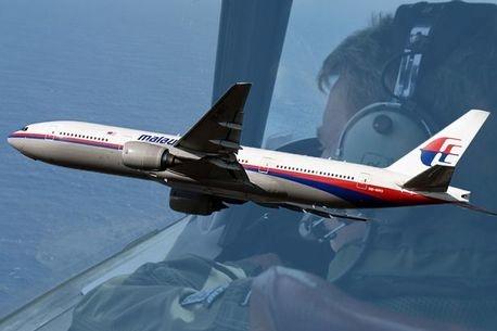 سرنخ جدید از  هواپیمای اسرارآمیز  MH370  مالزی