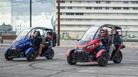 Acrimoto Launches Beta-Test Fleet of Electric Three-Wheelers