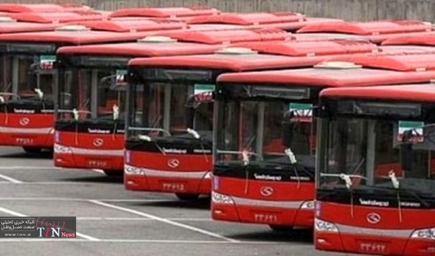 خدمات ویژه و رایگان شرکت اتوبوسرانی تهران در روز ۱۴ خرداد