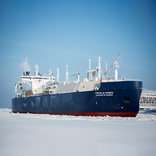 Russia Prepares Earliest-Ever Arctic LNG Transit to Asia