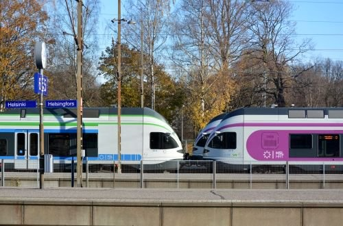 Seven operators to bid for Helsinki suburban rail contract