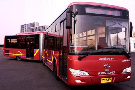 تدابیر ویژه اتوبوسرانی برای ترافیک اول مهر
