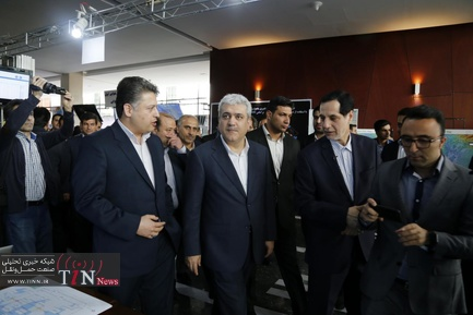 مراسم امضای تفاهمنامه توسعه همکاریهای علمی و فناوری بین شرکت فرودگاهها و ناوبری هوایی ایران و معاونت علمی و فناوری ریاست جمهوری