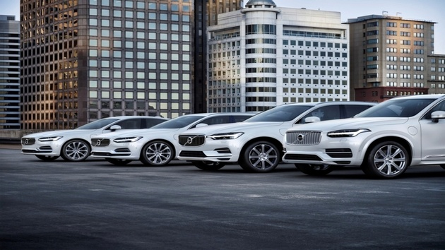 Volvo to manufacture only electric vehicles from 2019