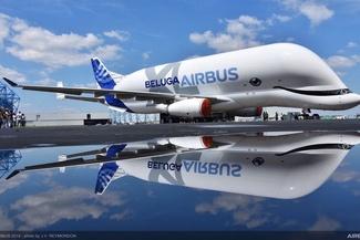 عکس/ طرح مفهومی و عجیب «ایرباس» برای هواپیمای کارگو
