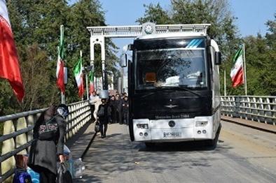 افزایش ۲۵ درصدی تردد اتباع آذری به استان اردبیل